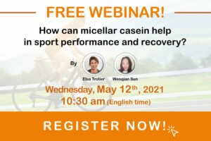 webinar how can micellar caseins help in sport performance recovery nutrition